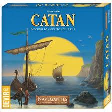 Catan : Navegantes Expansion