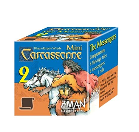 Carcassonne : Mini 2 Despachos