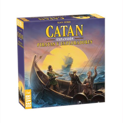 Catan : Piratas y Exploradores Expansion