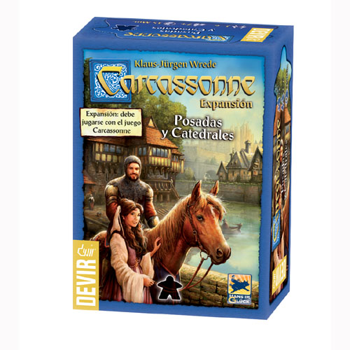 Carcassonne : Posadas y Catedrales