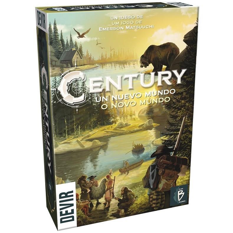 Century Un Nuevo Mundo