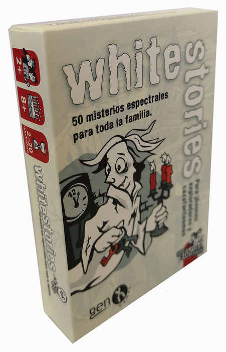 Black Stories White Stories