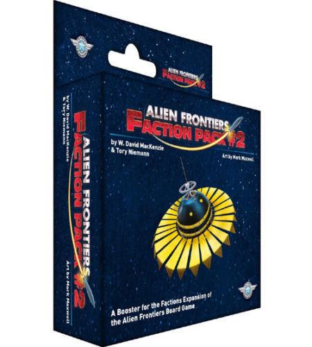 Alien Frontiers : Faction Pack 2