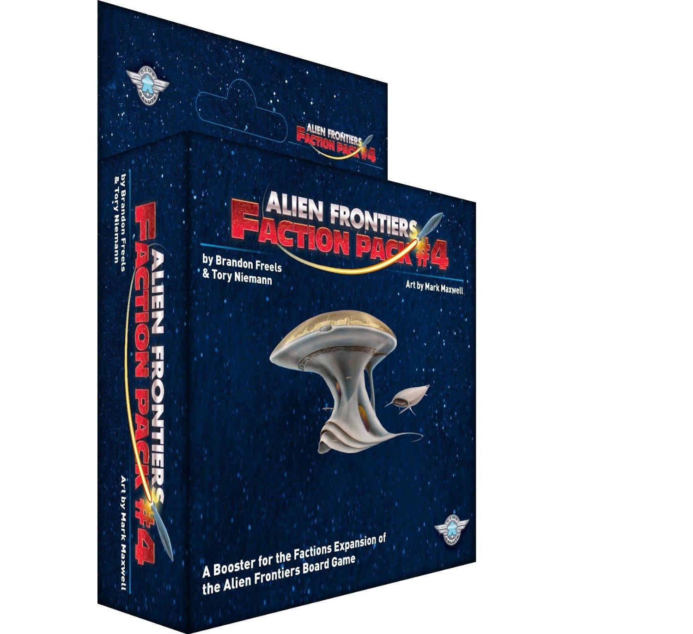 Alien Frontiers : Faction Pack 4