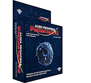 Alien Frontiers : Faction Pack 3