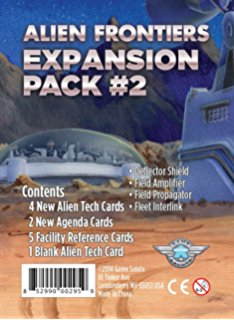Alien Frontiers : Expansion Pack 2