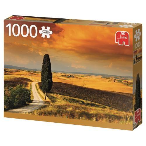Jumbo 1000 pzs. PC Tuscan Sunset