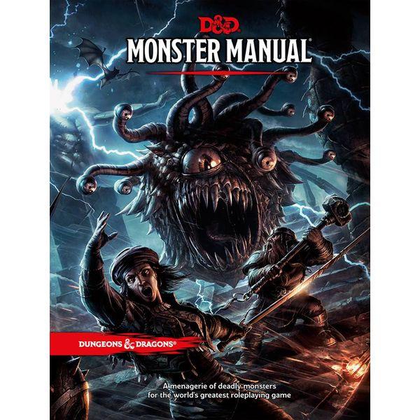 D&D 5ed: Monster Manual