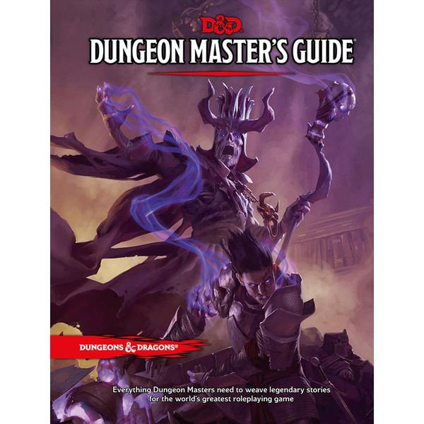 D&D 5ed: Dungeon Master Guide