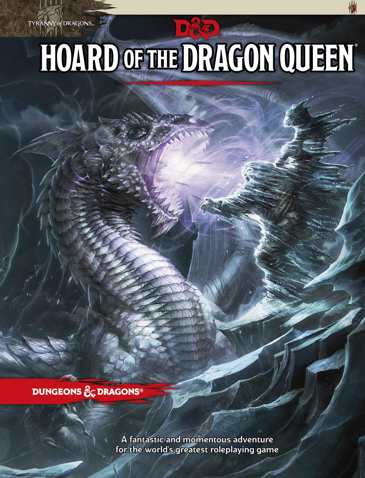 D&D 5ed: Hoard of the Dragon Queen