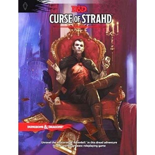 D&D 5ed: Curse of Strahd
