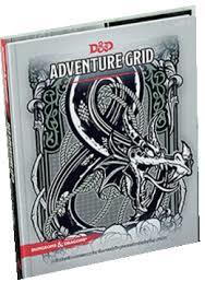 D&D 5ed: Adventure Grid