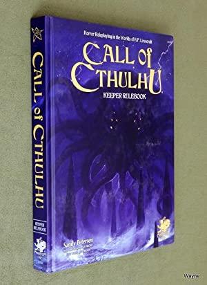 Call of Cthulhu Keeper Rulebook 7th Ed.