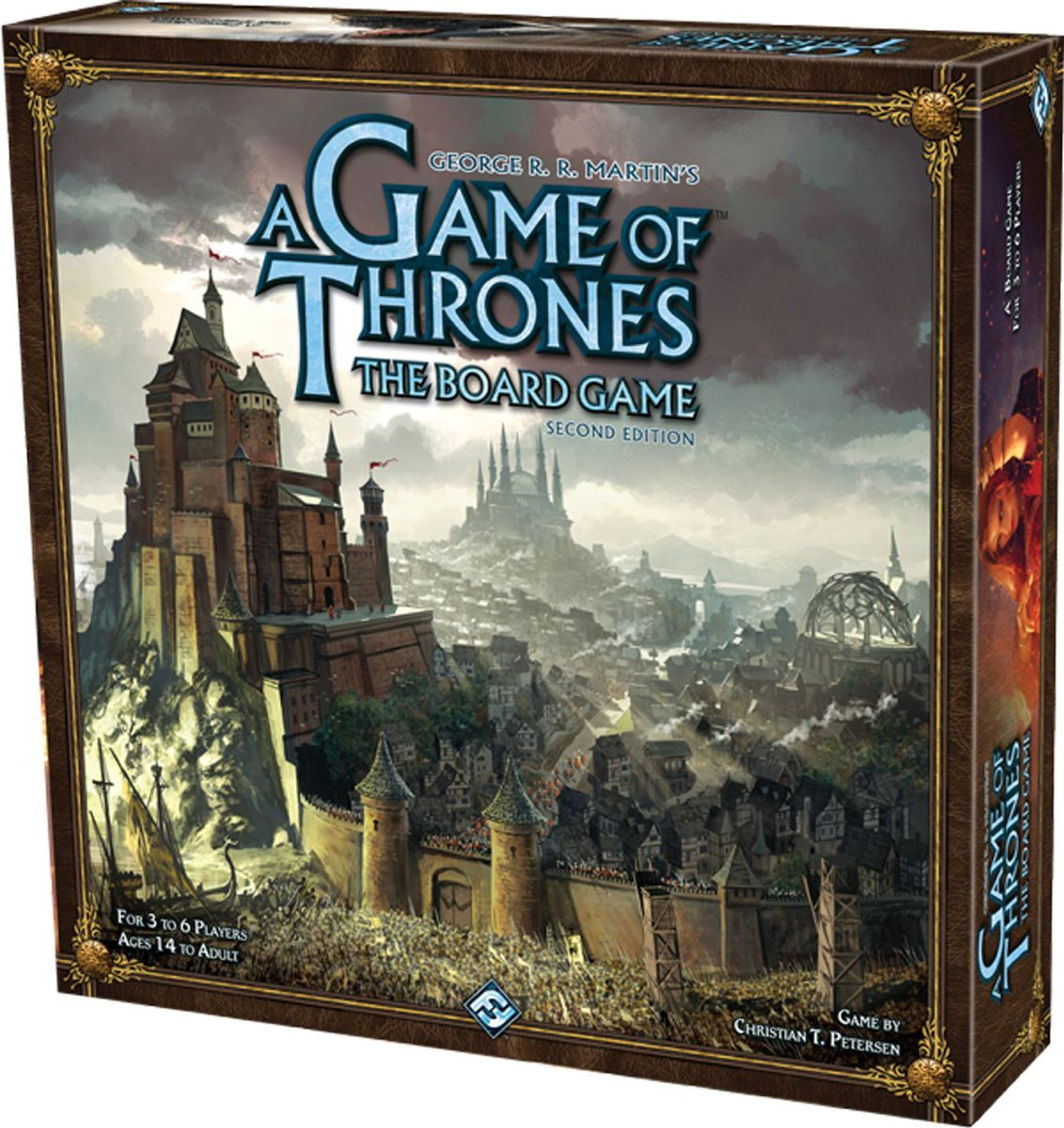 A Game of Thrones The Board Game (Ing.)