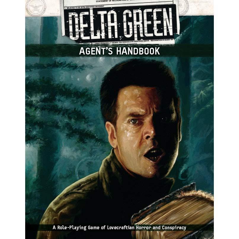 Delta Green: Agent's Handbook