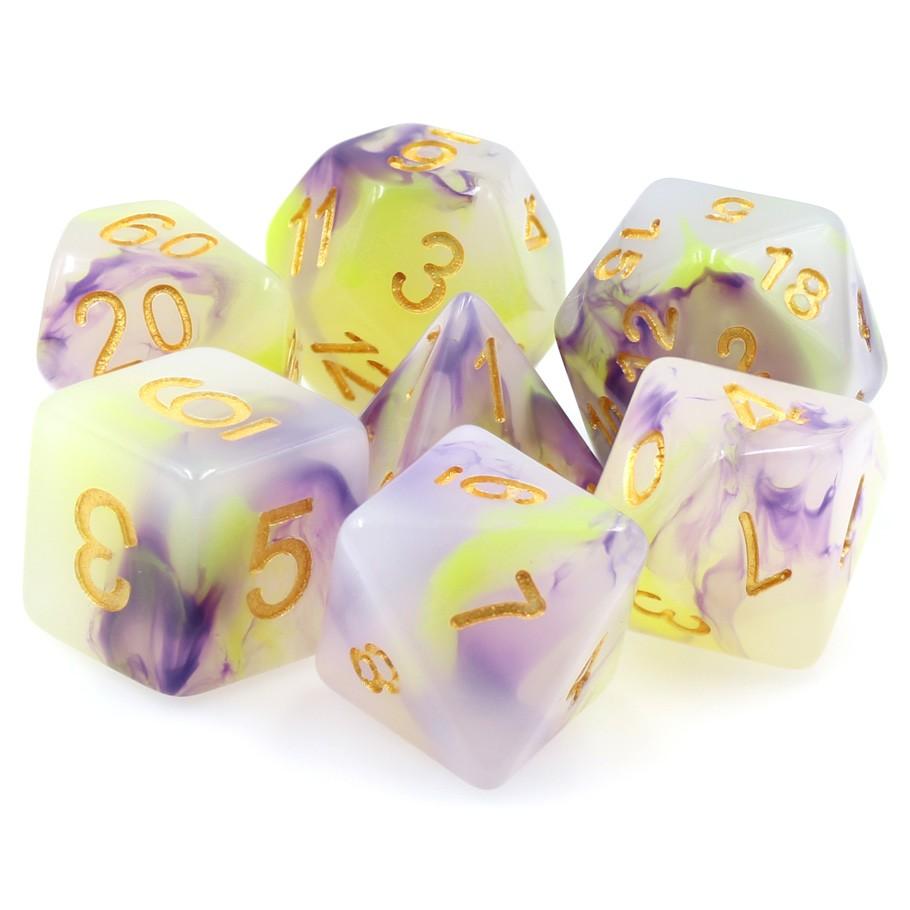 Set de Dados TMG Lurking Violets