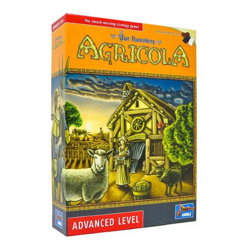 Agricola (Advanced Level)