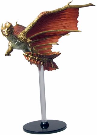 Miniaturas D&D Ancient Brass Dragon (loose)