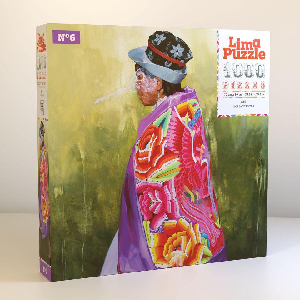 Lima Puzzle 1000 pzs, N6 Apu