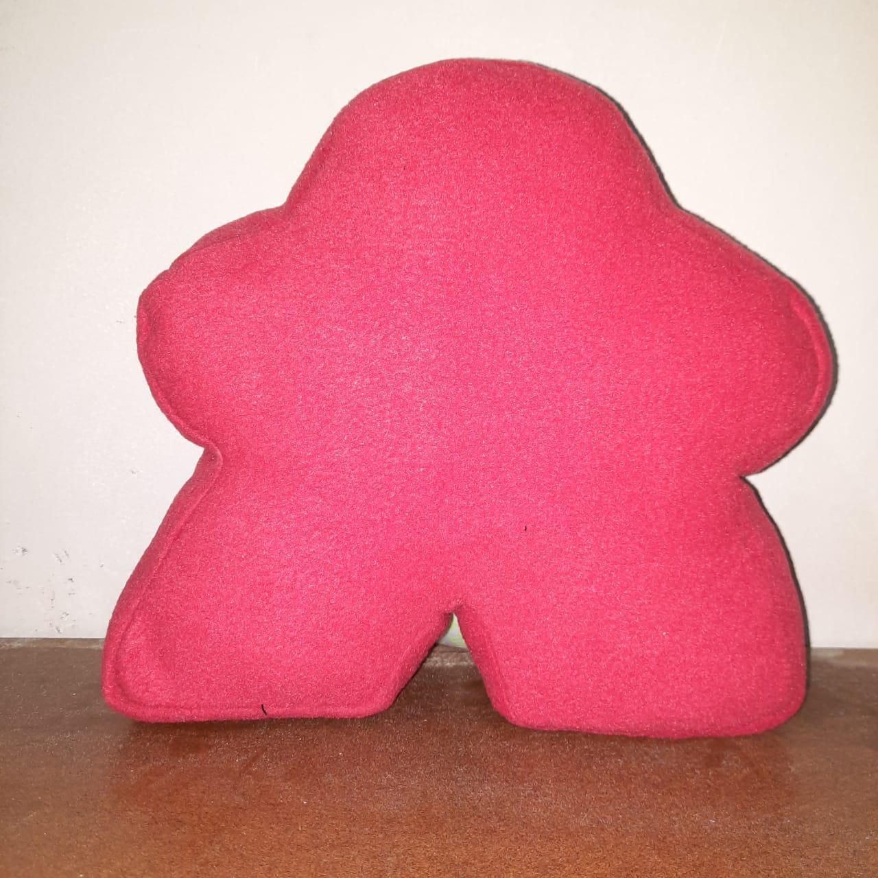 Peluche de Meeple Rojo