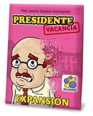 Presidente: Vacancia