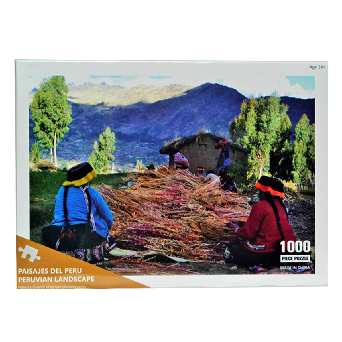 Pattilandia 1000 pzs. Gilardi, Sierra