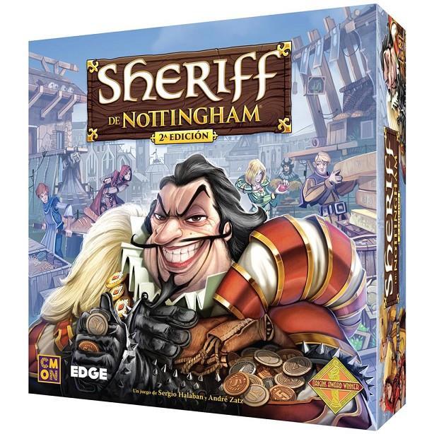 Sheriff de Nottingham 2da Ed