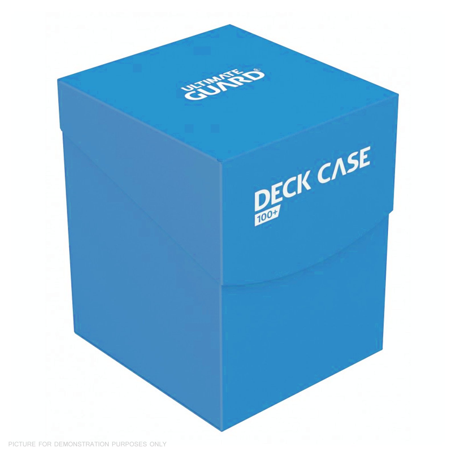 Deck Case Ultimate Guard Light Blue (100+)