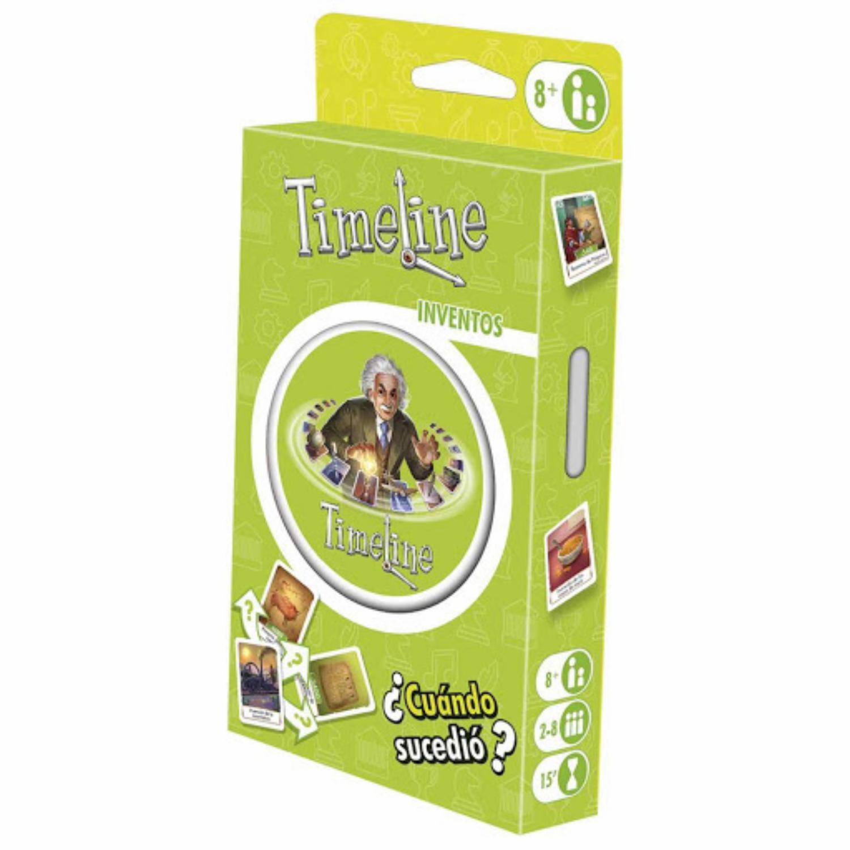 Timeline  Inventos Ecopack