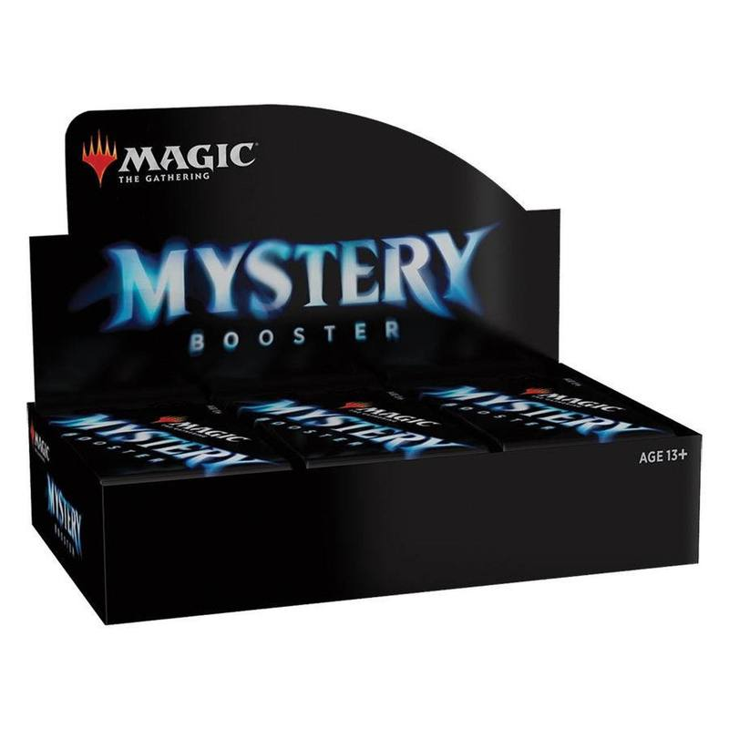 MTG Display Mystery Booster Convention EditionBox