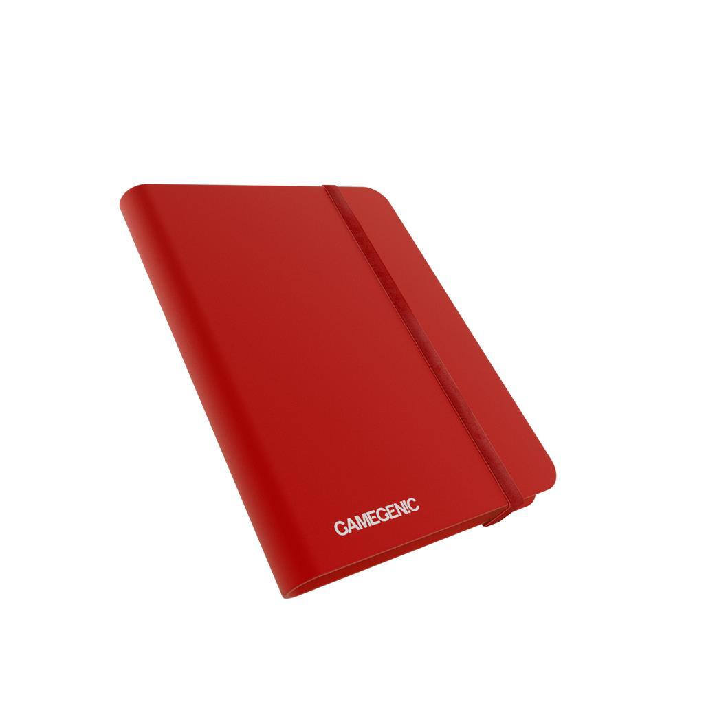 Casual Album 8-pocket : Red